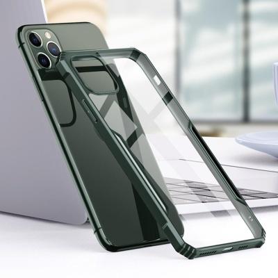 아이폰11 PRO MAX 가벼운 컬러 범퍼 실리콘 폰케이스