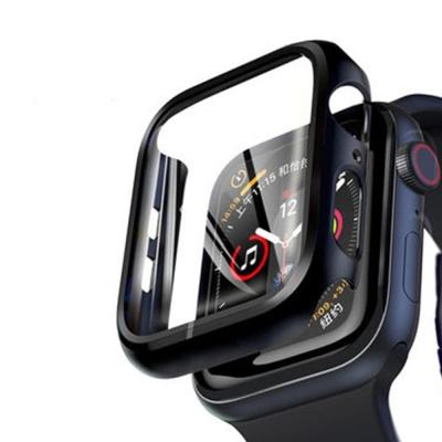 애플워치강화유리케이스 풀커버 se 6 5 4 3세대 범퍼