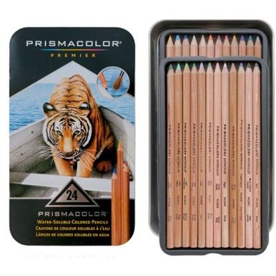 프리즈마 수채색연필 24색