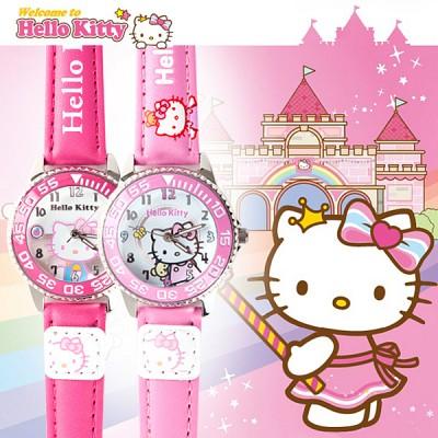 [Hello Kitty] 헬로키티 HK-003 시리즈 아동용시계 [본사정품]