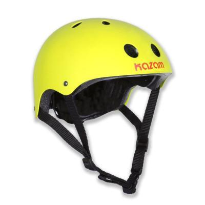 [카잠] 유아 아동용 헬멧 / 어린이 보호대 (옐로우)