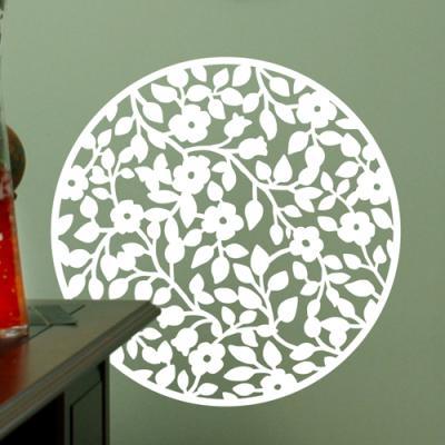 디자인베이 플라워러브 (완제품B타입) 꽃장식스티커