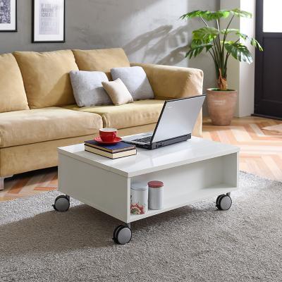 쁘레 리프트업 이동식 소파 테이블 800