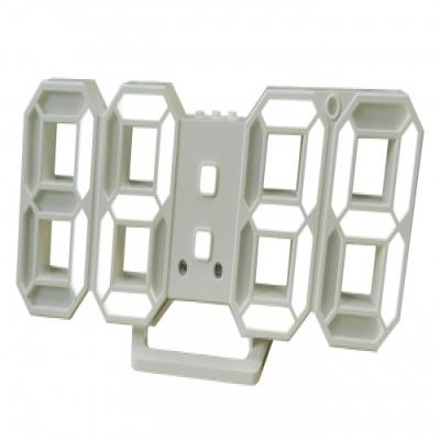 [타임칸] 3D LED탁상시계 400354