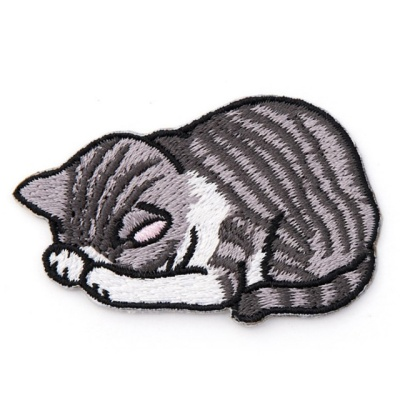 식빵고양이 D.I.Y 와펜 스티커(5종)