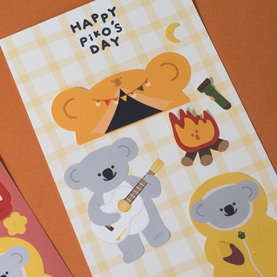Happy Piko's day 03.피코 캠프