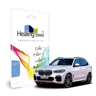BMW X5 2019 스타트버튼 올레포빅 액정보호필름 2매