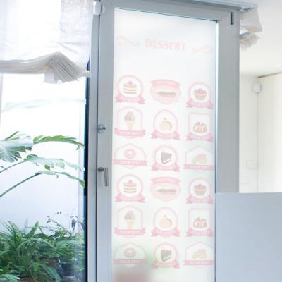 ca721-케익도넛마카롱_유리문시트지