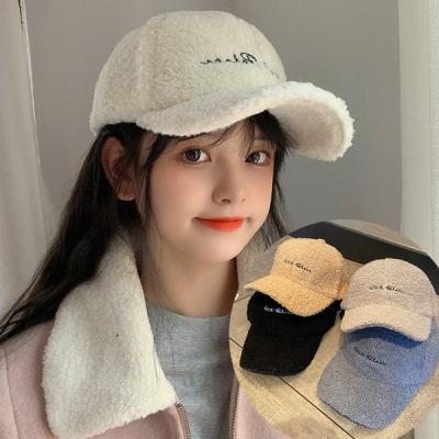 사이몬 여성 겨울 따듯한 뽀글이 털볼캡 모자