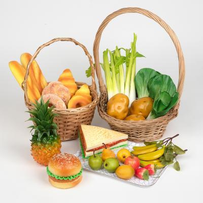 베이커리 야채 과일 음식 촬영 모형 인테리어 소품