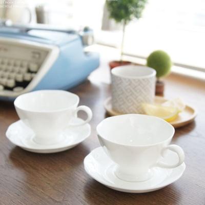 [HEIM] 뉴 퓨어화이트 커피잔 4인 set