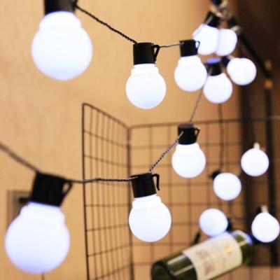 LED왕전구스트링