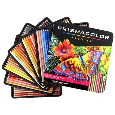 프리즈마 유성색연필 132색세트