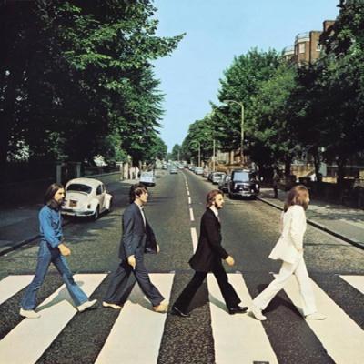 [보석십자수]HS19118 The Beatles Abbey Road 40x50cm