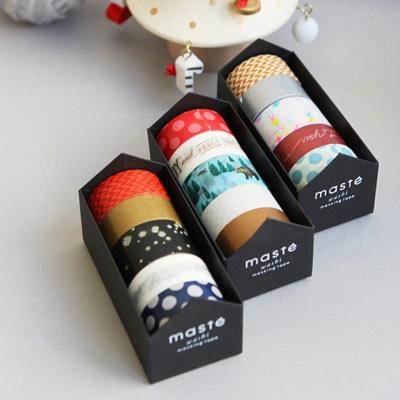 Christmas masking tape Gift set-MST-MKT36
