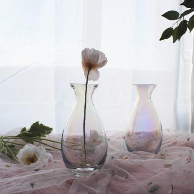 조에 홀로그램 꽃병
