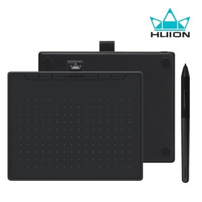 [휴이온] INSPIROY  펜 타블렛 코스모 블랙 RTS-300