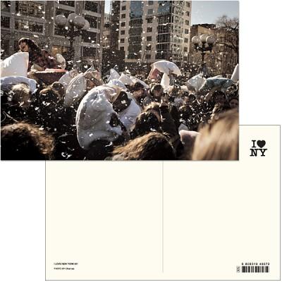 I LOVE NEW YORK (Post card ver.01) - New york 009
