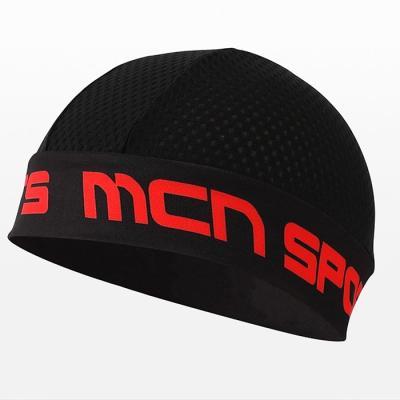 헬멧안에 착용하는 MESH SKULL CAP 블랙레드CH1561511