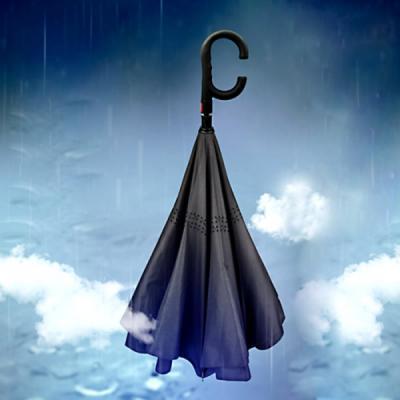 거꾸로 접는 튼튼한 장우산 반대로 우산