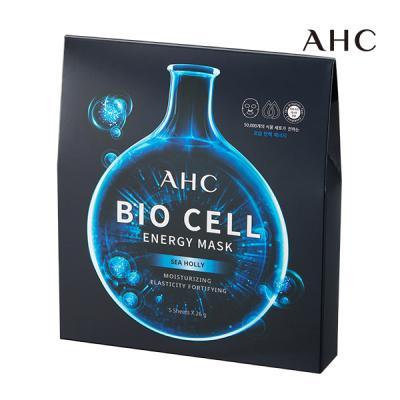 [AHC] 바이오 셀 에너지 마스크 씨홀리 5개입