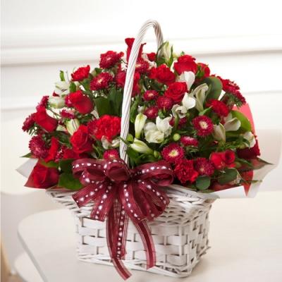 FN1132 러뷰베로니카(꽃바구니,생일,기념일,꽃배달)