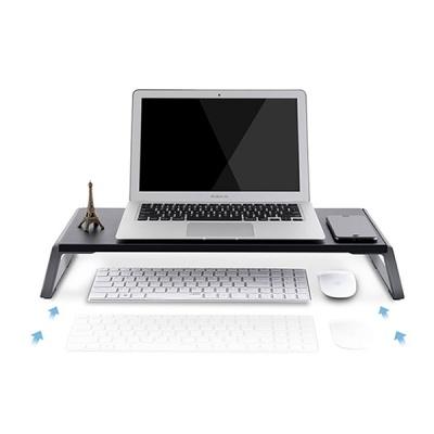 우든스틸 모니터받침대 기본형 프린터 노트북