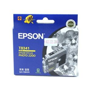 엡손(EPSON) 잉크 C13TO34170 / 포토검정 / Styius Photo 2200