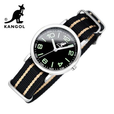[KANGOL] 캉골시계 나토밴드시계 KG11132_3 BGB