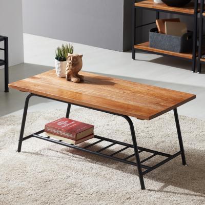인터데코 DIY 스틸 선반형 테이블 TR003