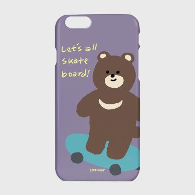 Board bear-purple(하드/터프/슬라이드)