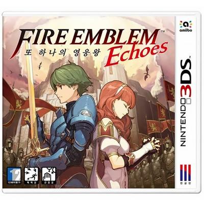 3DS 파이어 엠블렘 에코즈 한글판