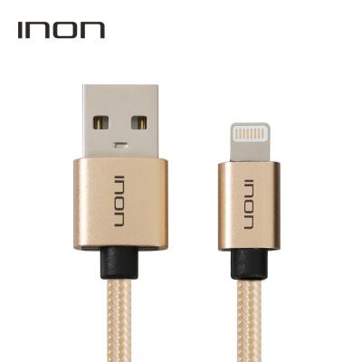 USB 라이트닝 8핀 고속충전 데이터 케이블 IN-CAUL101