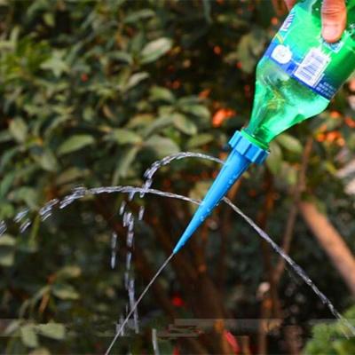 콘형 페트병 물뿌리개 조리개 원예용 정원 물주기