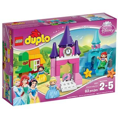 [레고 듀플로] 10596 듀플로 디즈니 프린세스 컬렉션