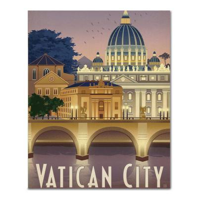 DIY 페인팅 로마_바티칸 PD04 (40x50)