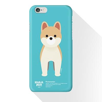 PLUSBOX HULA PET (Pomeranian) / 케이스 CASE