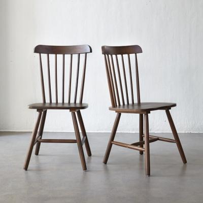 [리비니아]톤 원목의자 1+1 4colors