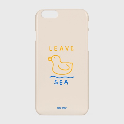 [어프어프] 하드/터프/슬라이드 Sea duck-Ivory