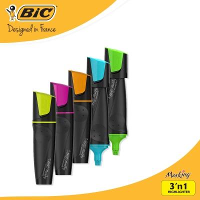 BIC 3 in 1 하이라이터