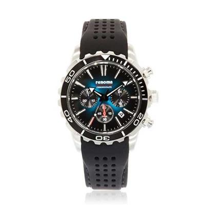 [레노마] 다이버 손목시계(200M 방수) 블루 RE-550BU