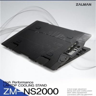 노트북용품 ZM-NS2000 노트북 쿨러 받침대
