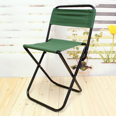(와인앤쿡)실속형야외용 접이식 간편 레저의자1개