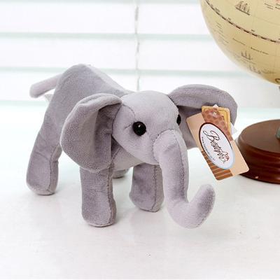 베스트에버 리얼애니멀 친구들 인형-코끼리