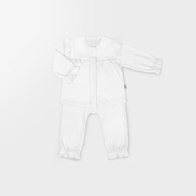 [메르베] 퓨어프릴 신생아 아기내복/내의_사계절용