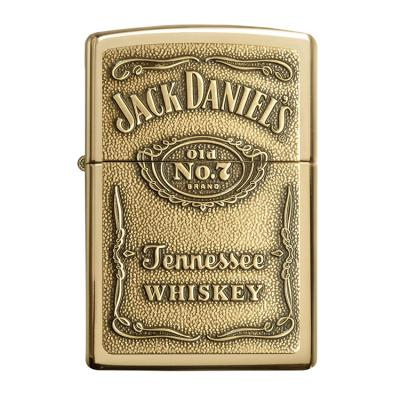 ZIPPO 라이터 254BJD428 Jack Daniel`s®