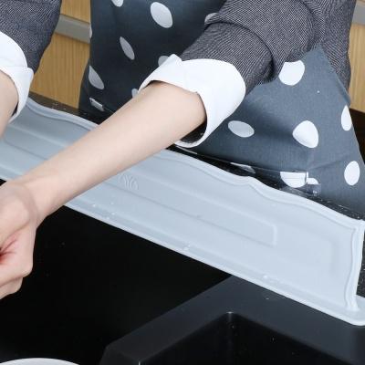 설거지 실리콘 싱크대물막이 물받이 물튀김방지