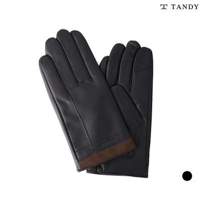 탠디 손목 스웨이드 남성용 가죽장갑