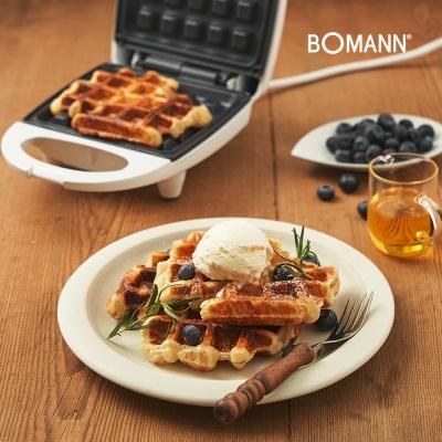 보만 와플메이커 기계 샌드위치 간식 만들기 WM1153W