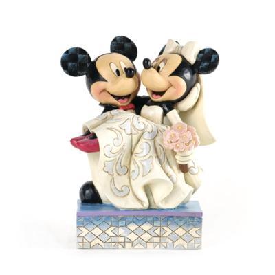 디즈니 미키미니웨딩 피규어-G4033282